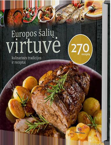 Europos šalių virtuvė