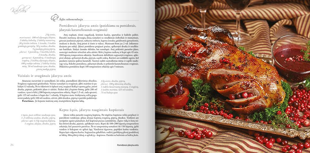 Lietuviška virtuvė. Šventės ir valgiai